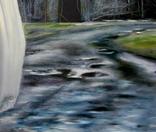 Тайна заброшенного замка. 75х90 см. Холст, масло. Алек Гросс, фото №8