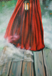 Дым над водой. Алек Гросс. 80х60 см. Холст, масло, фото №8