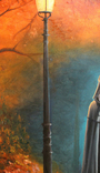 Последняя осень. 100х75 см. Холст, масло. Алек Гросс, фото №4