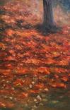 Последняя осень. 100х75 см. Холст, масло. Алек Гросс, фото №5