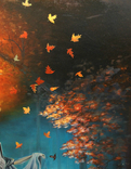 Последняя осень. 100х75 см. Холст, масло. Алек Гросс, фото №9