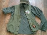 Комплект стрелковый (жилетка .рубашка, чехлы, кепи), фото №10