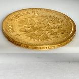 5 рублей. 1903. (АР) Николай II (проба 900 , вес 4,30 г), фото №9