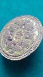 Пуговица Старинная с эмалями, фото №4