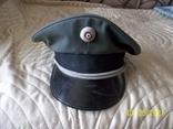 Фуражка офицерская австрийская армия. раз. 55.., фото №4