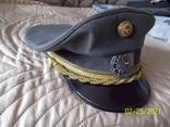 Фуражка генерала австрийская армия. раз. 56., фото №2