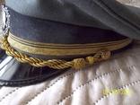 Фуражка генерала австрийская армия. раз. 56., фото №3