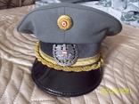 Фуражка генерала австрийская армия. раз. 56., фото №6