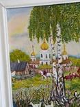 """Жанровая картина маслом""""Домой"""", 57*40см,стиль соцреализм, фото №4"""