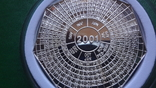 4000 квача 2000 Замбия Календарь серебро 999, фото №4