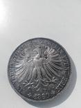 Таллер 1860г Франкфурт, фото №4