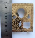 Оклады для икон латунные 10 шт, фото №6