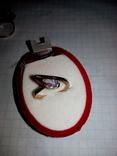 Изделия серебро. 925 пр. Вес 11.52 грамма., фото №5
