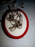 Изделия серебро. 925 пр. Вес 11.52 грамма., фото №8
