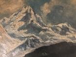 Gvasmaior. Горы в снегу., фото №7