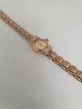 Золотые часы Gold Line 17 Jewels 585 проба, фото №5