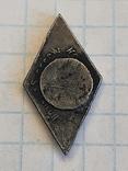 Гитлерюгент знак-накладка. 3 Рейх Германия. Копия, фото №7