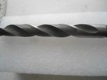 Cверло конусное на 14 мм,морзе 1, фото №6