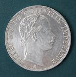 1 флорин 1861, фото №2