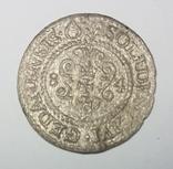 Грош Стефан Баторий 1594 г. (Гданьск), фото №3