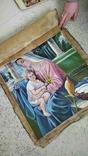 Икона Богородицы с Исусом, фото №4
