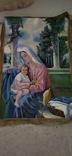 Икона Богородицы с Исусом, фото №6