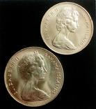 Багамы набор монет 1969 года, фото №6