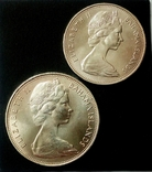 Багамы набор монет 1969 года, фото №7