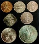 Багамы набор монет 1969 года, фото №8