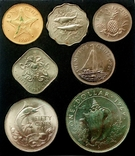 Багамы набор монет 1969 года, фото №9