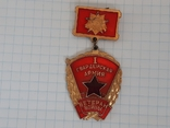 Знак 1 гвардейская армия, фото №2
