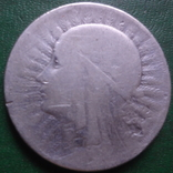 5 злотых 1933 Ядвига Польша серебро (2.1.28)~, фото №2