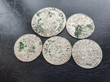 Лот средневековых монет, фото №3