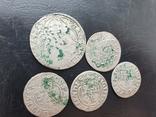 Лот средневековых монет, фото №6
