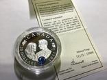 20 долларов 2011 г. Канада. Серебро, фото №2