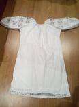 Сорочка с вышывкой калины, фото №2