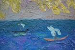 Кораблики в море. Подпись, фото №7