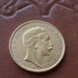 Золото 20 марок 1906 Пруссия Германия, фото №4