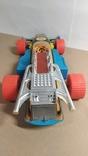 Гоночный автомобиль. SPORT 5. Формула 1. Игрушка СССР., фото №6