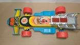 Гоночный автомобиль. SPORT 5. Формула 1. Игрушка СССР., фото №10