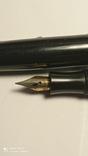 Винтажная именная ручка Barclay Vacuum lll 1302, фото №4