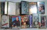 Аудио кассеты 15 шт, фото №2