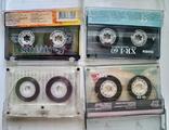 Аудио кассеты 15 шт, фото №5