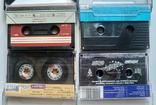 Аудио кассеты 15 шт, фото №7