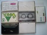 Аудио кассеты 15 шт, фото №9