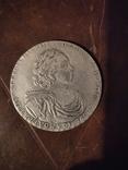 Два рубля1722г. (копия), фото №2