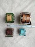 Радиодетали трансформаторы питания., фото №2