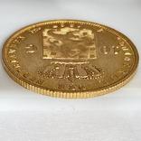 10 гульденов. 1897. Королева Вильгельмина. Нидерланды (золото 900, вес 6,66 г), фото №10