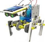 Конструктор - робот 13 в 1 на солнечных батареях., фото №7