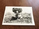 В огороде с козой Коза, фото №3